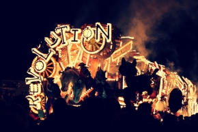Glastonbury Carnival 2012