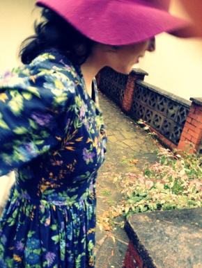 Laura Ashley Charity Shop Dress