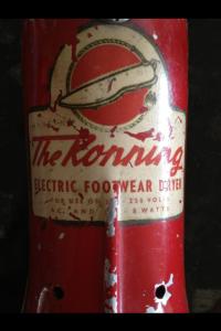 Ronning shoe dryer