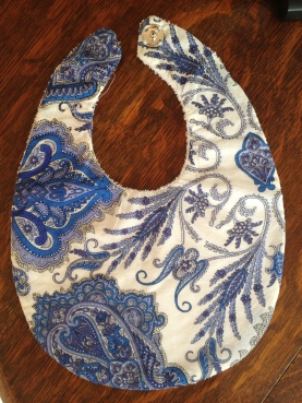 Make your own baby bibs